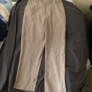 Vittorino Boys' Long Khaki Pants